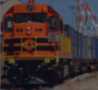 Երկաթուղային բեռնափոխադրումներ