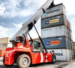 Container transport (FCL)